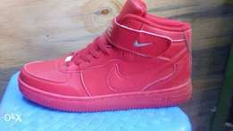 Airforce(red and white)