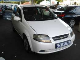 2008 Chevrolet Aveo 1.6 for sale R55000
