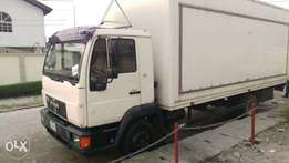 1 month reg MAN DIESEL TRUCK for sale at 4.3m