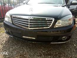 2009 Mercedes Benz, Lagos Clearing.