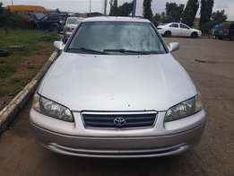 Very clean Toyota Camry 2001 model, first body