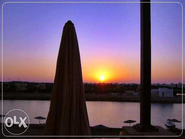 Special Offer Beautiful apartment with a great panorama on the lagoon