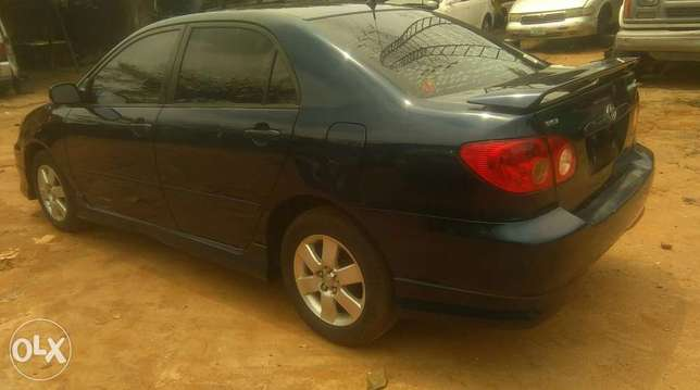 Dont miss dis sweet tokubo 06 corolla sport with lagos cleared.  - image 6