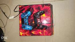 Sony PS4 console customized