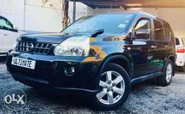 Nissan X-Trail 2010 Fully Loaded Just Arrived KCN, 1,600,000/=