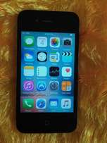 IPhone 4s 64gb black no trade in