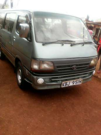 Toyota Hiace private. Quick sale. Manual diesel. Kitengela - image 1