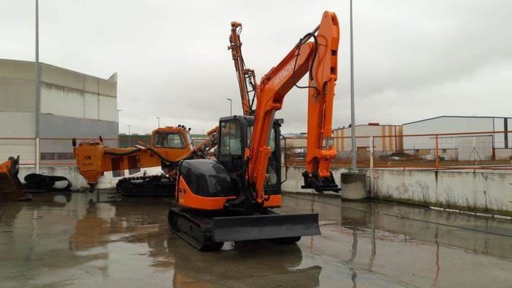 Hitachi Zx 60 Us B-3 Clr - 2009