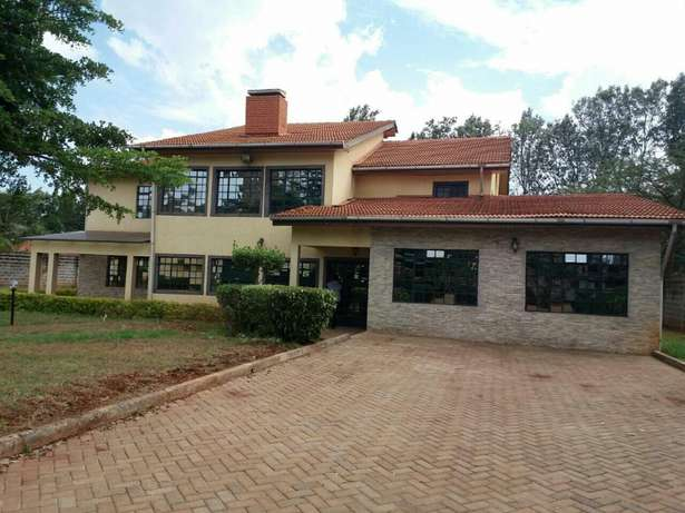 Runda 5 bedrooms townhouse with DSQ at ksh 250,000 Runda - image 1