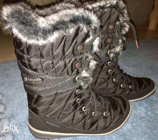 Water resistant Columbia Boots