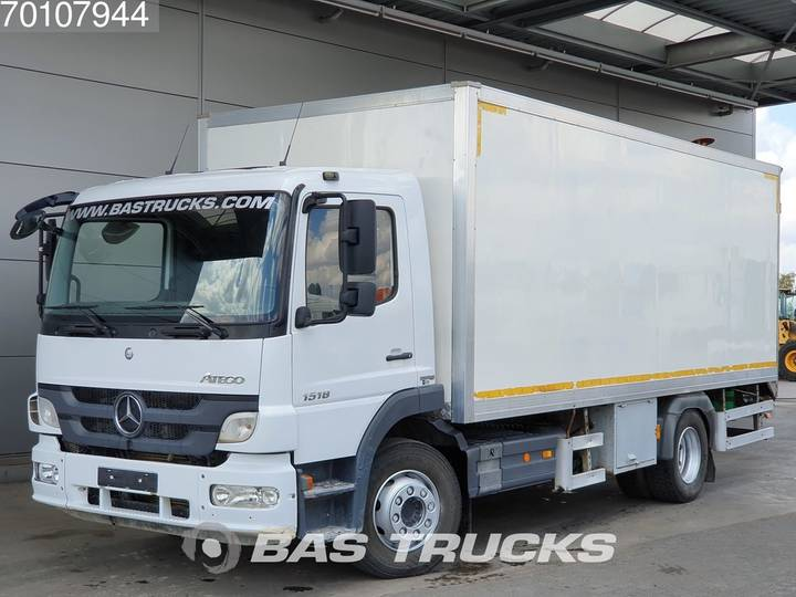 Mercedes-Benz Atego 1518 4X2 Mobile-workshop Werkstatt Pressure-wash Eu... - 2016