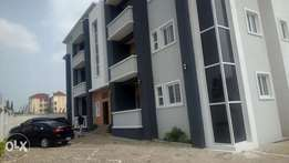 Serviced 3 bedroom flat for rent in Wuye