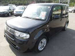 NISSAN / CUBE CHASSIS # Z12-0810 year 2010