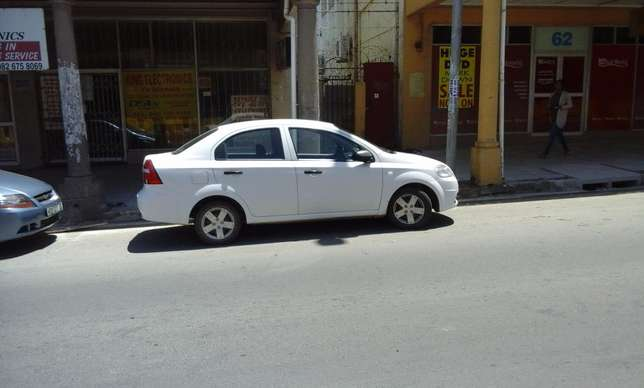 Chevrolet Aveo Sedan in Very Good Condition East London - image 6