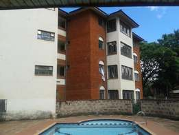 Spacious 2 bedroom furnished apartment to let in Kilimani