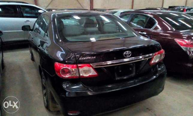 Grab now!! Toyota Corolla 2012 direct Ikeja - image 1
