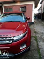 2013 RangeRover Evoque for sale