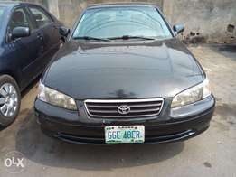 Clean Toyota Camry 2001 Black