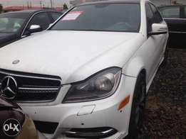 5 months old used Mercedes Benz C300