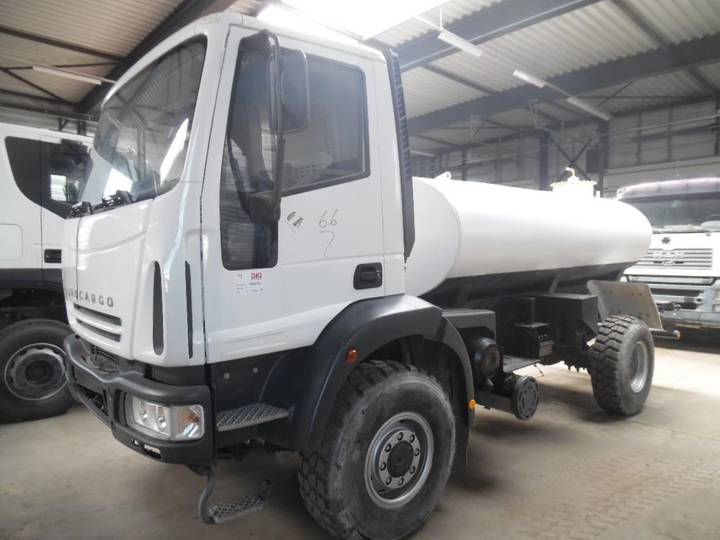 Iveco EUROCARGO 4x4 water tank - 2018