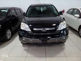 Honda CRV black with sunroof just arrived fresh import new number