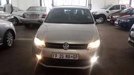 2012 Sliver VW Polo 6 1.6 for sale