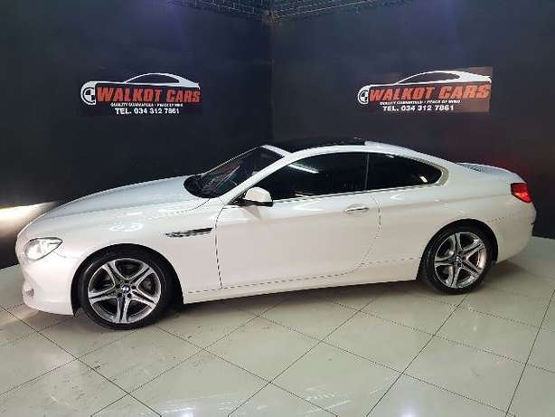 2012 BMW 640D Coupe A/T (F13) Newcastle - image 1