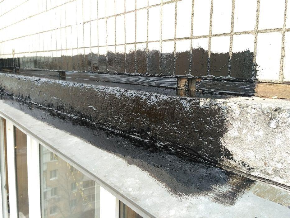 Ремонт козырьков балконов альпинистами остекление балкона фирмы екатеринбург