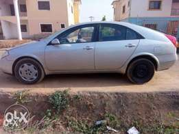 very clean nissan primera 2006 for sale
