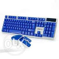 New Wireless Gaming Keyboard & Mouse