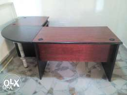 L-Shape Office Durable Table (7650)