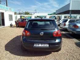 VW Golf 5 1.6 Tiptronic with only 172000km