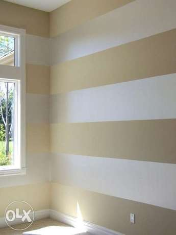 Painters and plumbing and electrical and gypsum
