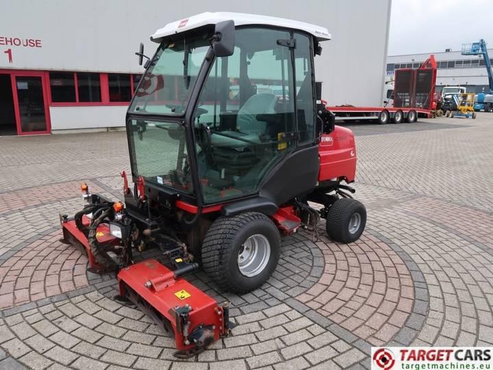 Toro LT3340 3-Gang Hydro 4WD Cylinder Reel Mower 212cm - 2012
