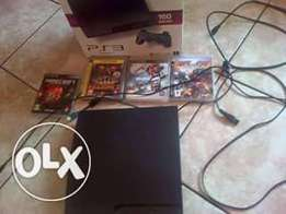 Sony Ps3 160gb with box