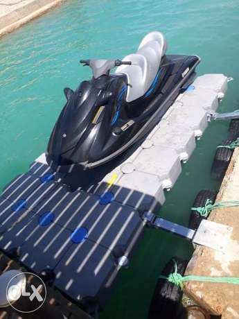 Jetski floating Docks