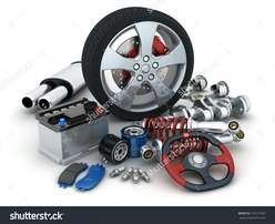 Auto & Motor cycles spares suppliers