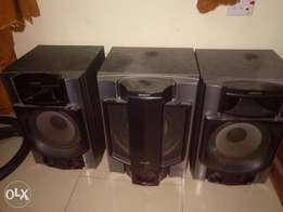 5 Loader Home Theatre DVD Audio for Sale...
