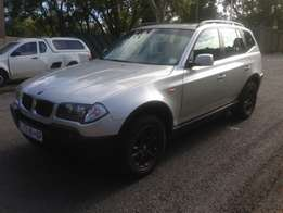 2008 Bmw X3 3.0 Litre Engine 5Drs A/T With SUN ROOF