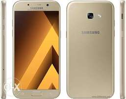 Samsung A5 2017 brand new at 33500