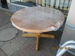 Round Office Table (No chairs)