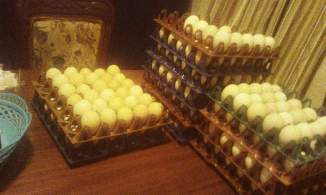 Kienyeji eggs for sale ksh500.15 trays every week Ruai - image 2