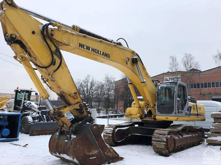 New Holland Sk 480-6s - 2006