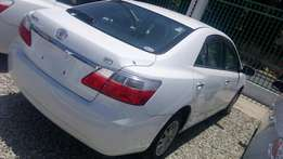 Toyota Premio Pearl white colour fully loaded kcg