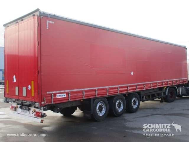 Schmitz Cargobull Semitrailer Curtainsider Standard - 2014