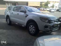 2014 ford bakkie white for sale