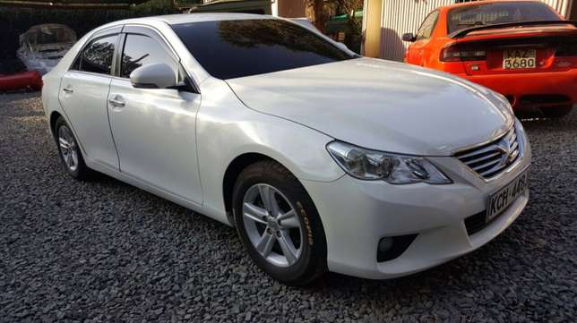 2010 Toyota Mark X for sale Akiba - image 1