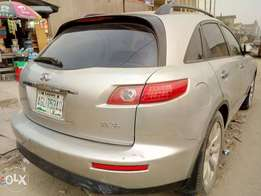 Cruisy full option Infiniti fx35 at give away price