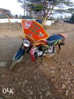 Ksh 85000, Perfect Motorcycle in perfect condition, Well maintained