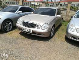 Mercedes Benz E200 Model In Immaculate condition